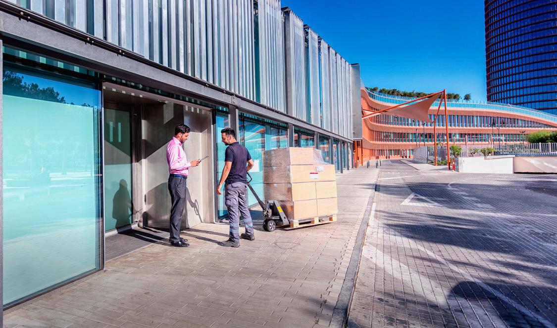 Prestamos servicios de paquetería y paletería en toda la península